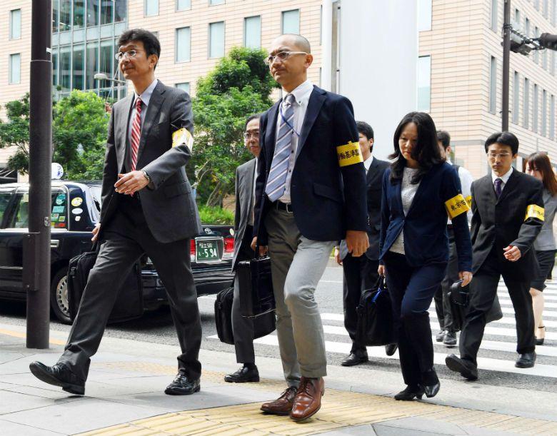 日本政府近二十年來,已用較開闊的態度對待過勞自殺在內的職場疲勞與職業傷病問題,但仍未能阻止高橋的悲劇發生。 圖/美聯社