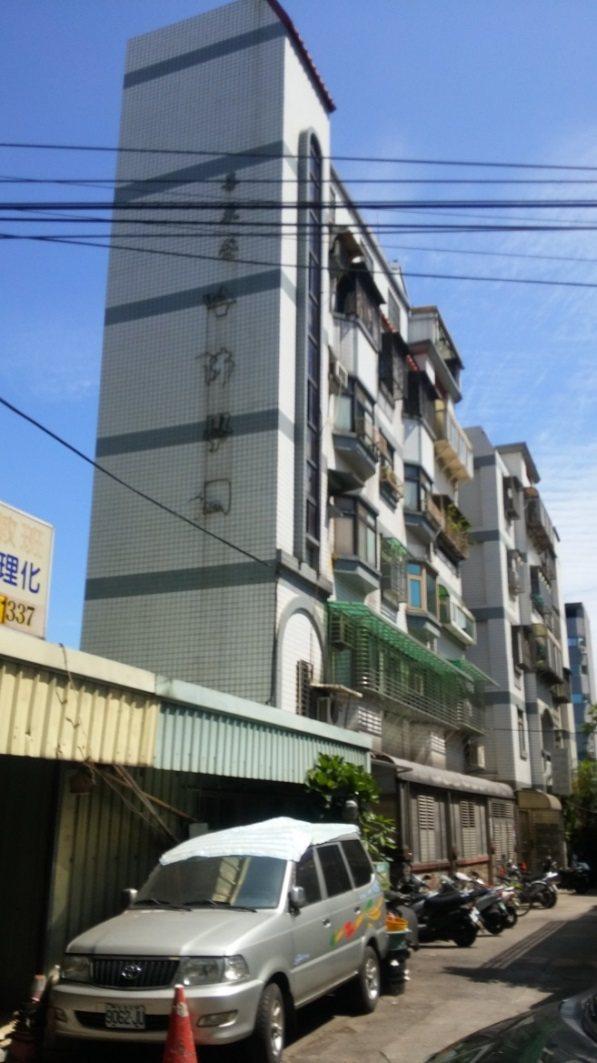 法務部行政執行署新竹分署,將簡姓女子名下的嫁妝進行拍賣,為一公寓大樓中3樓、含陽...