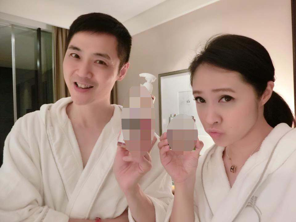 宋達民和洪百榕臉書已成了專業的「個人購物頻道」。圖/取自臉書