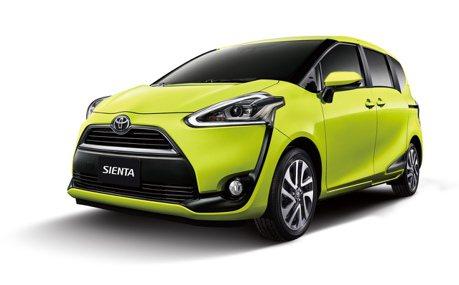 加強產品競爭力 TOYOTA SIENTA七人座配備升級還降價