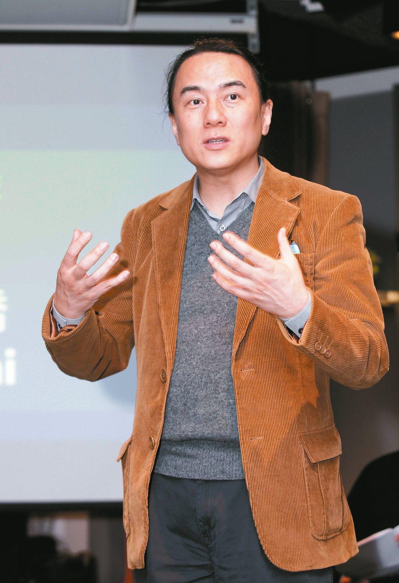 和沛科技總經理翟本喬