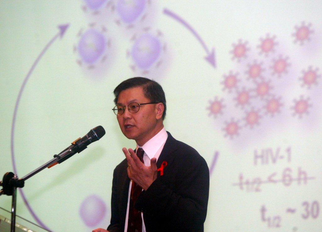 人類的愛滋病毒感染史發生於1980年,但直至1996年科學家何大一發明雞尾酒療法後,愛滋病患者才真正有長期治療的曙光。 圖/聯合報系資料庫
