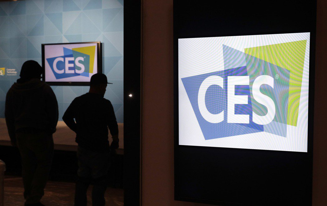 2017美國消費性電子展(CES)熱鬧登場。圖/美聯社