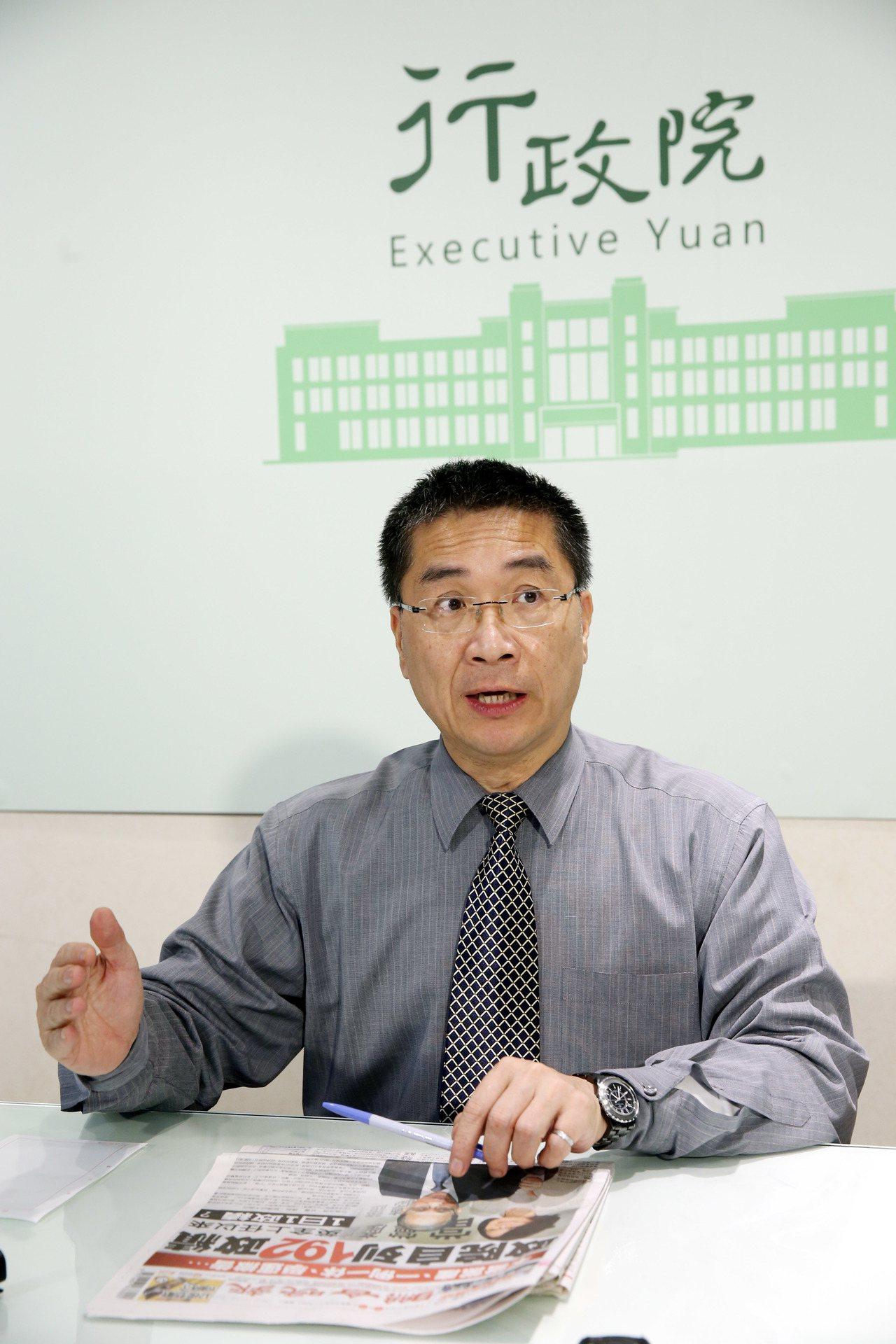 行政院發言人徐國勇用「物質不滅定律」來解釋一例一休的影響,引發眾多討論。 聯合報...