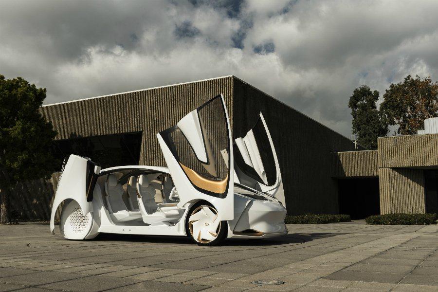 未來 Toyota 的所有先進技術都將導入