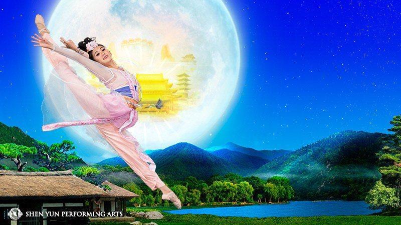 舞蹈演員經過千錘百鍊的雕琢與訓練,成就舞台上無可挑剔的優美身段。 圖╱神韻藝...