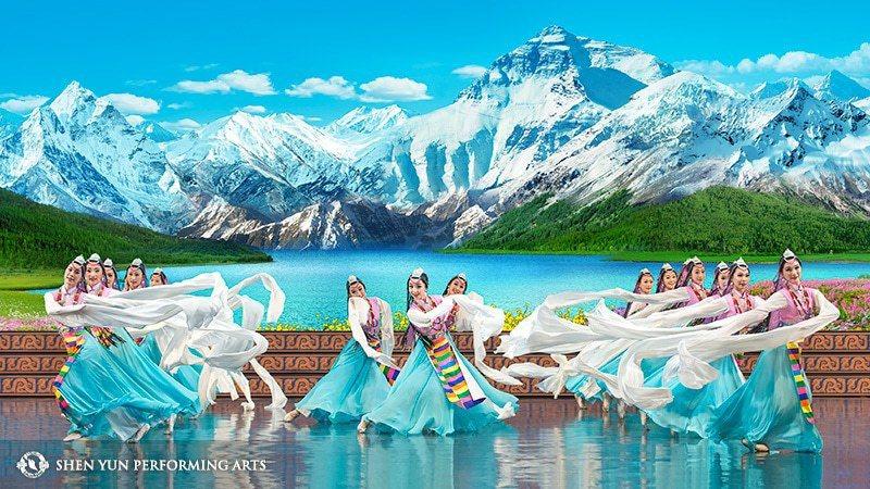 少數民族擁有自身獨特的文化,發展出各自不同的舞蹈特徵,民族舞即展現中國博大精深、...