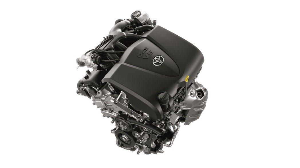SIENNA全新搭載2GR-FKS缸內直噴3.5L V6引擎。 圖/和泰汽車提供