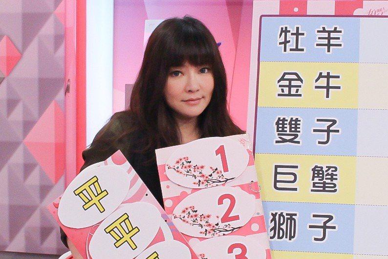 唐立淇5日照常錄影。圖/TVBS提供