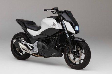 「犁田」救星!Honda 於 CES 展示 NeuV 概念車、可自我平衡摩托車