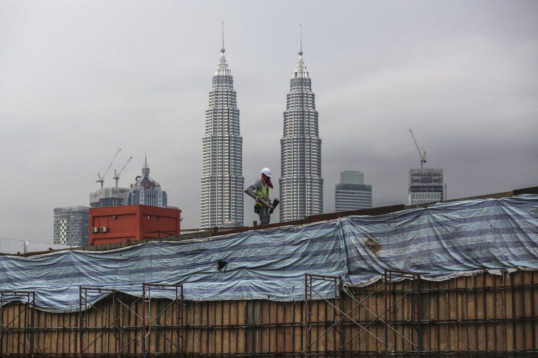 吉隆坡。 歐新社資料照
