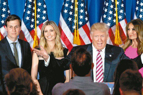 紐時:川普當選一周後 女婿跟陸談房產