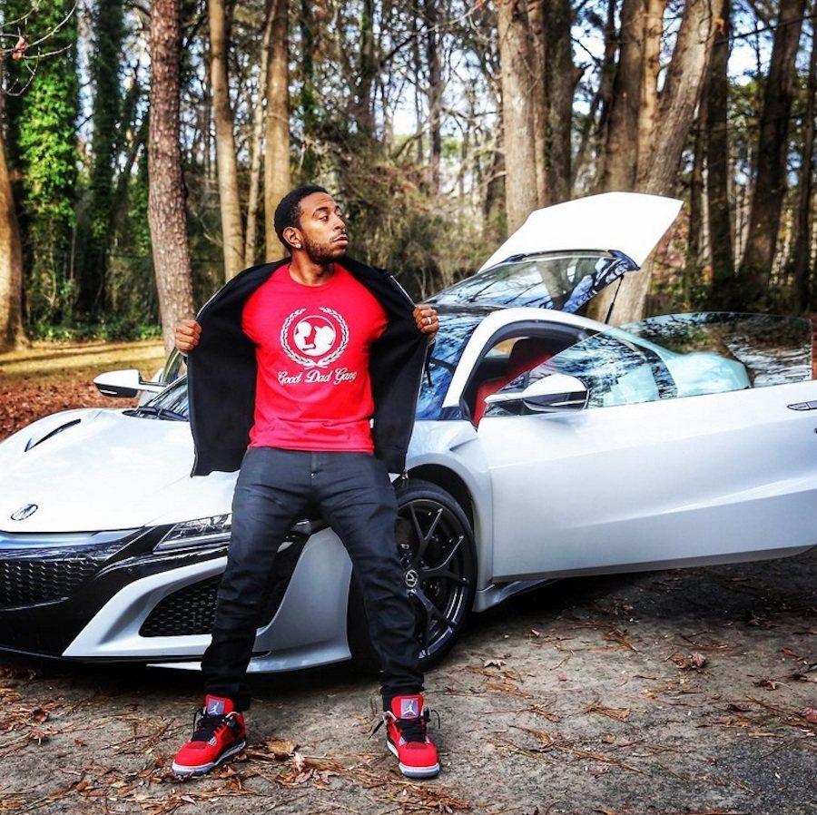 摘自Ludacris Instagram