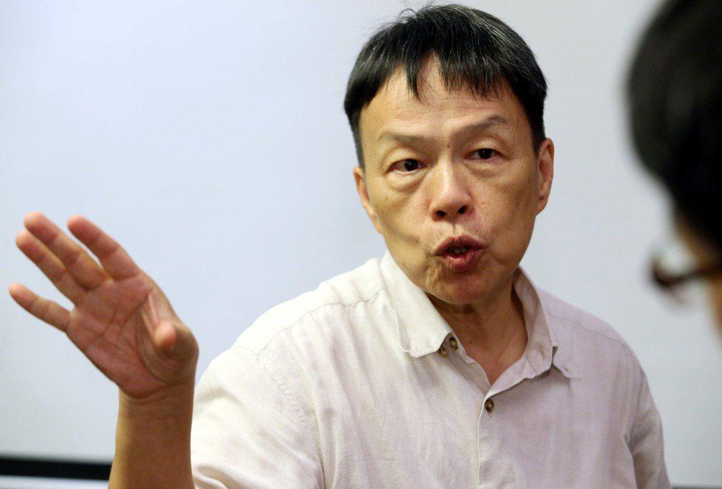 導演王小棣。本報資料照