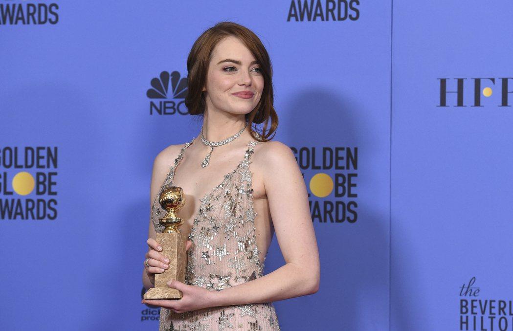 「樂來越愛你」本次入圍七項,金球獎得七項大獎。圖/美聯社