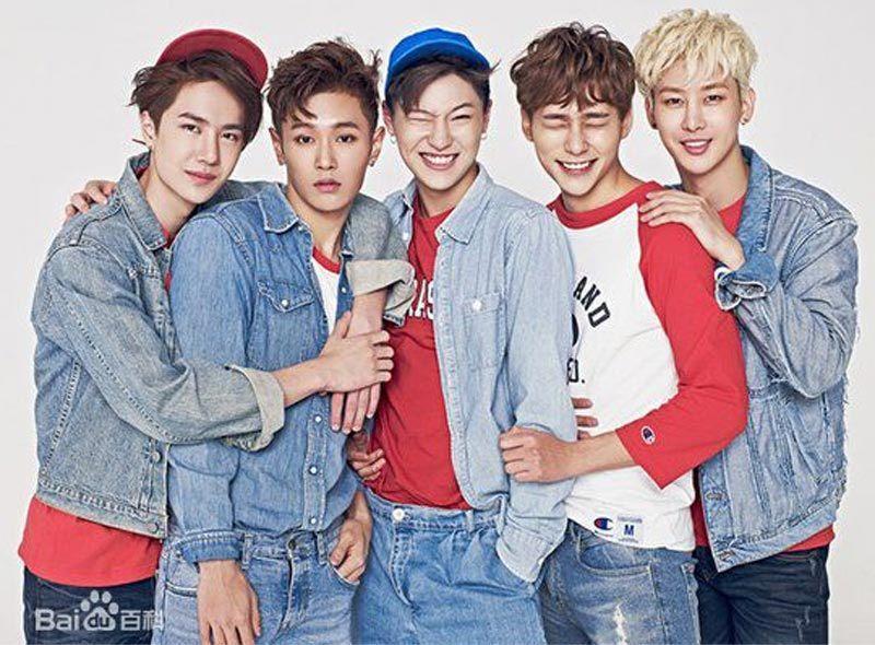 南韓5人男子組合UNIQ。 圖/擷自「百度百科」網站