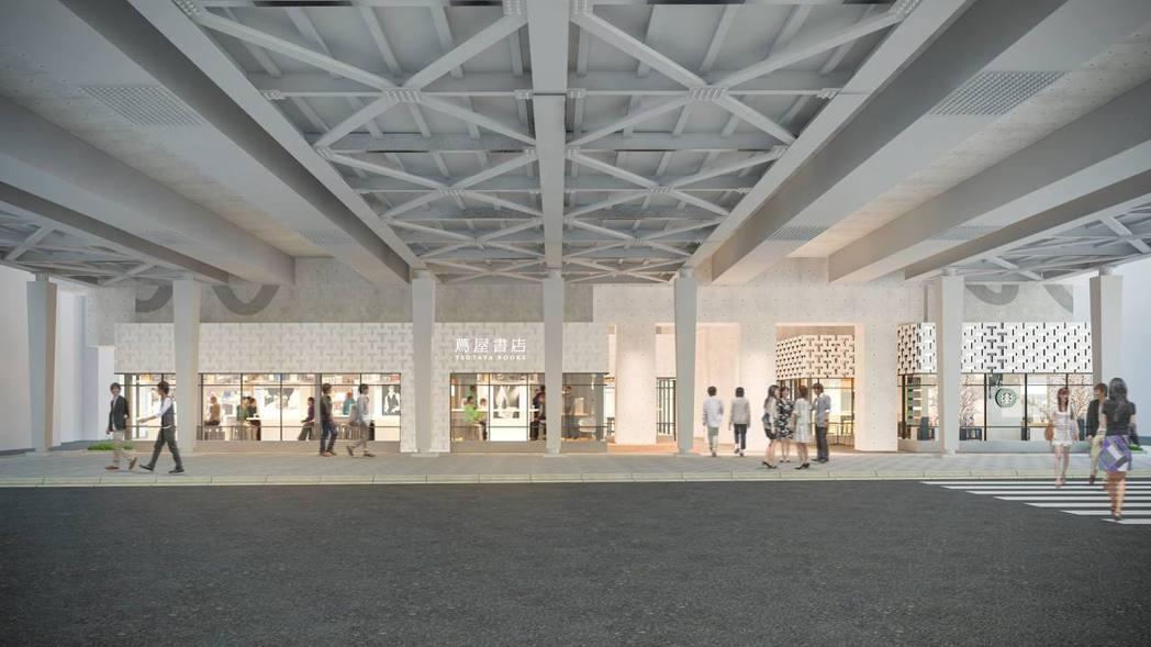 東急電鐵與東京地下鐵株式會社合作,利用原鐵路高架橋下的閒置空間,迎進28間時尚風...