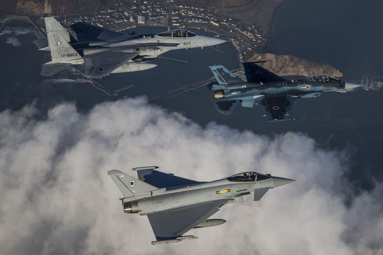 代號「北方守衛者16」(Ex Guardian North 16):英國皇家空軍...