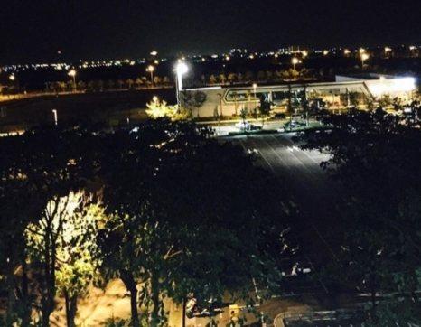 高鐵嘉義站。圖片來源/ 批踢踢