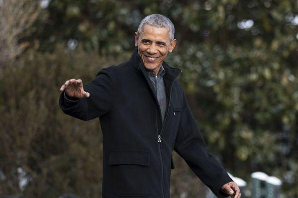 卸任前忠告 歐巴馬:川普別把白宮當家族企業