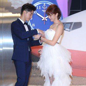 慶SWATCH形象店開幕 張立昂、劉奕兒結婚啦