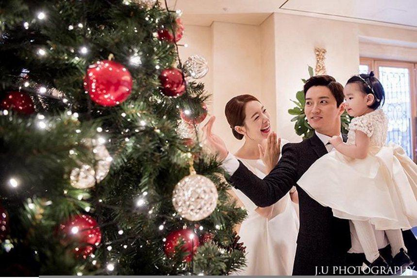 蘇怡賢、印喬鎮夫妻婚姻幸福。圖/東森戲劇台提供