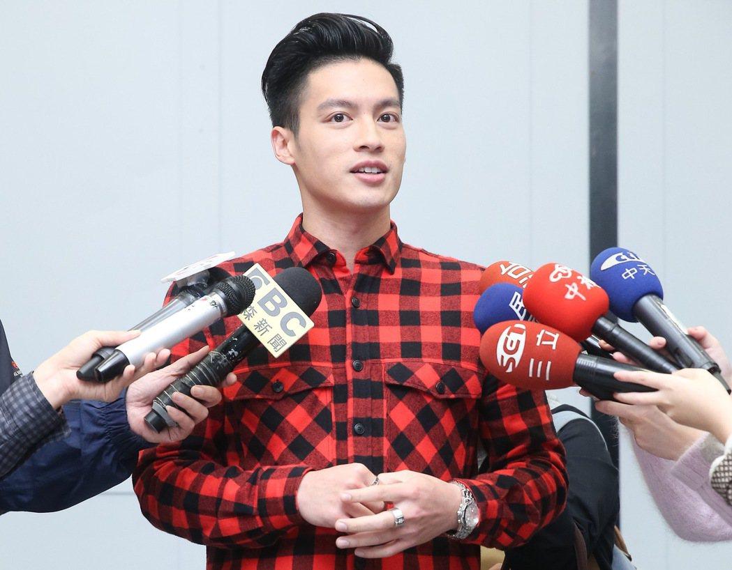 許孟哲入選中華民國冰球協會「2017男子成人中華台北代表隊」選手資格,將於2月代