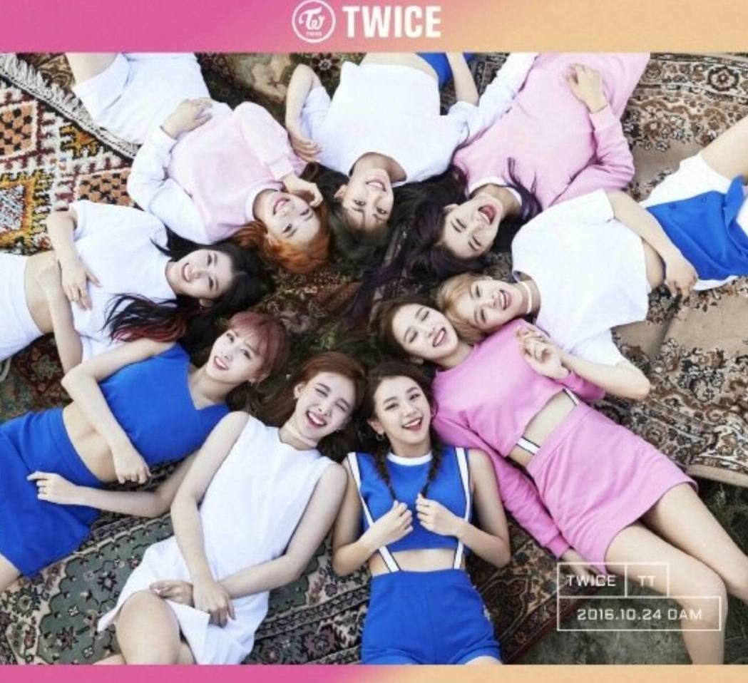 TWICE將於2月17至19日在首爾奧林匹克公園舉行演唱會。 圖/擷自TWICE