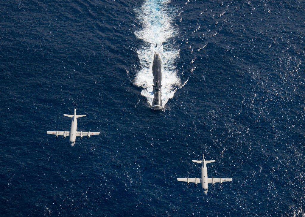 核子潛艦與航空兵力及水面艦隊的相互配合及支援,還能大幅增加敵人進行反潛戰的難度,...