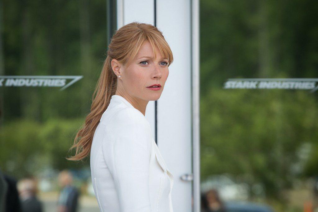 奧斯卡影后葛妮絲派特蘿在「鋼鐵人」系列飾演「小辣椒」波茲,表現搶眼。圖/博偉提供