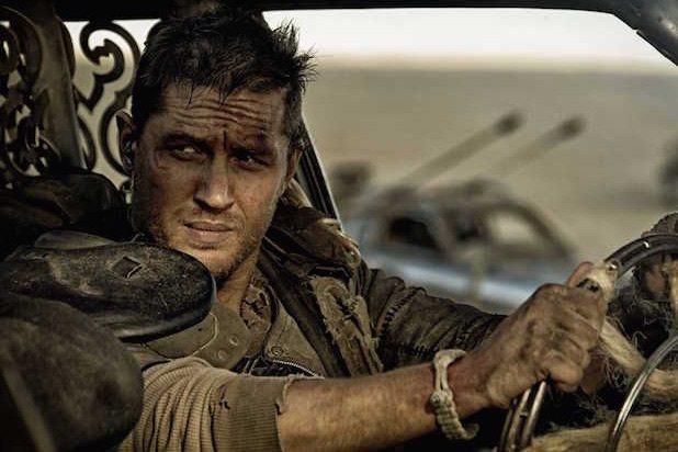 湯姆哈迪期待再演「瘋狂麥斯」。圖/摘自imdb