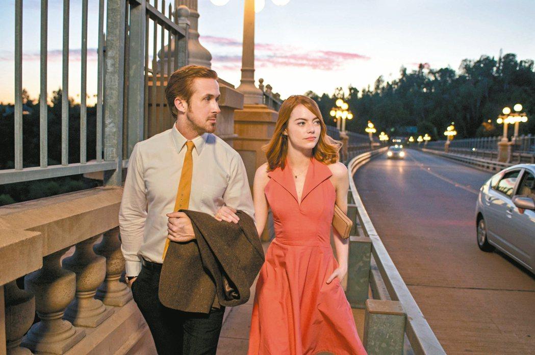 「樂來越愛你」入圍英國奧斯卡獎11項大獎成為大贏家。 圖/威望提供