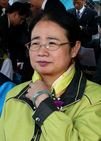 立法委員陳賴素美。 聯合報資料照片 記者陳嘉寧/攝影