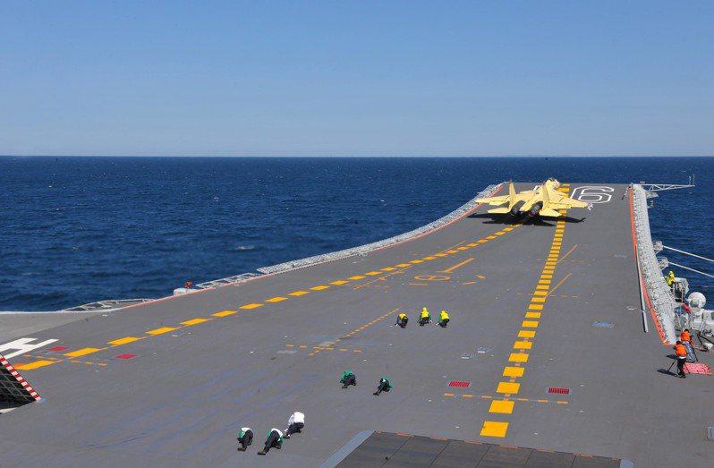 遼寧艦南海演訓(下):中國海軍是否將步上前蘇聯的後塵?