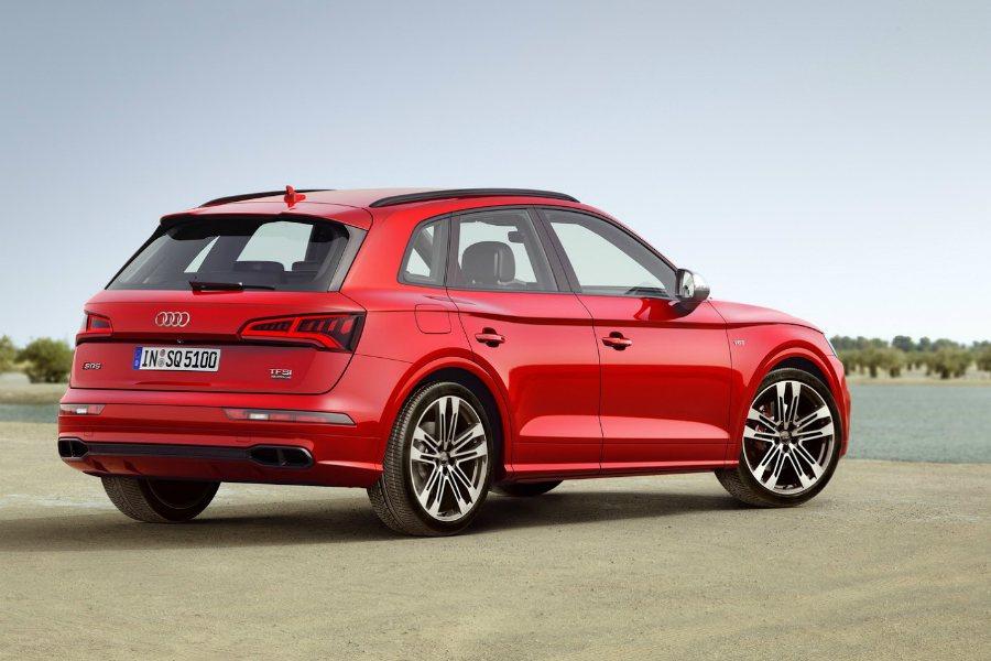 摘自 Audi