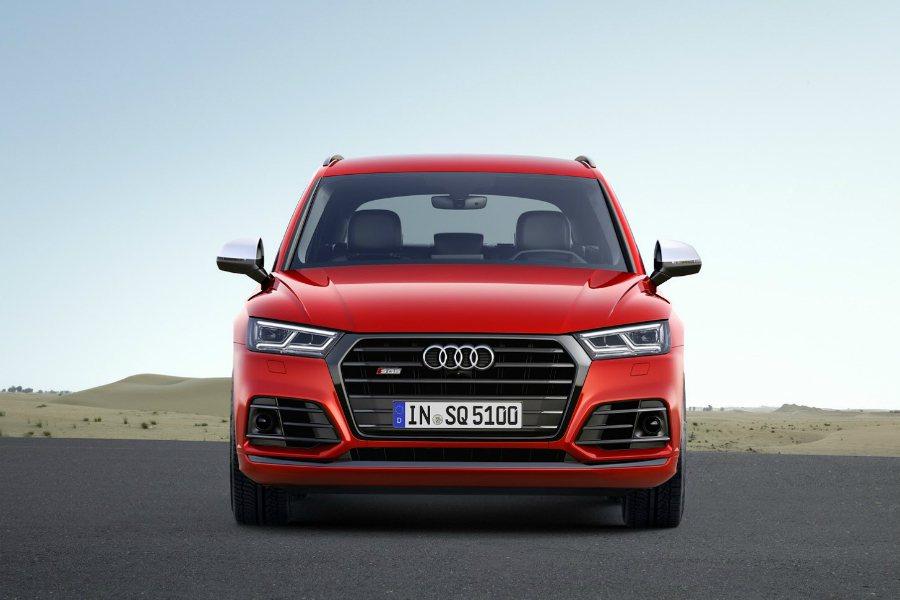 目前 Audi 尚未公佈新一代 SQ5 的正式售價,外界預估將在 $53,300...