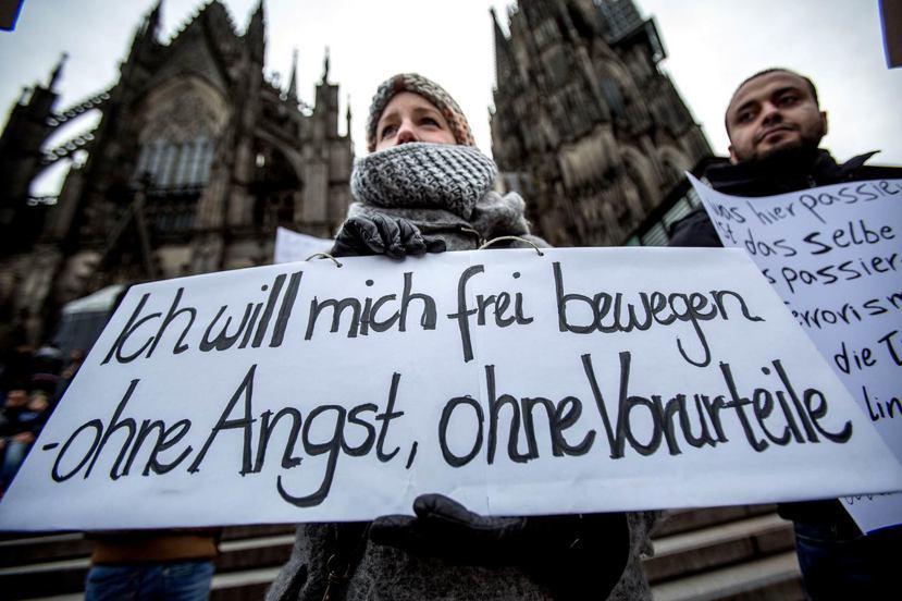 「我想自由地活動——沒有恐懼、沒有偏見」:2015年跨年夜科隆集體性侵案震撼了整...