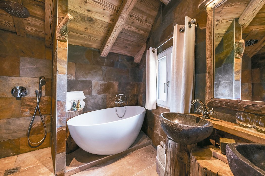 法國三星大廚Marc Veyrat的山中小屋旅館La Maison des Bo...