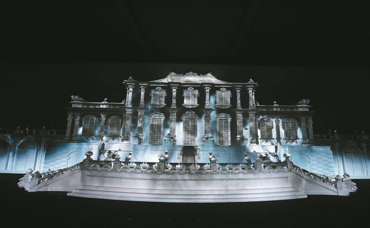 「東方凡爾賽祕境體驗大展」透過VR360虛擬實境,重現消失在戰火中的圓明園西洋樓...