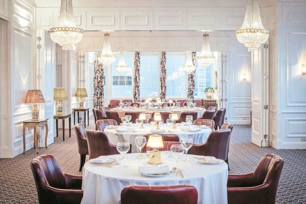 好酒好蔡,甫在2015年開業,迅速成為新一代富豪飯堂。 圖/謝嫣薇、相關單位提供