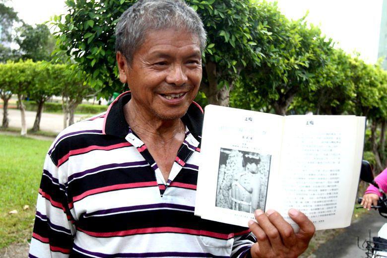 前北捷工人郭武雄先生,因工傷求助,才終於拉開了潛水夫症工人漫長綿延的抗爭歷程。 圖/張榮隆提供
