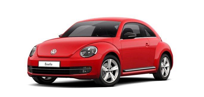 Volkswagen Beetle 1.4 TSI R-Line。圖/Volks...