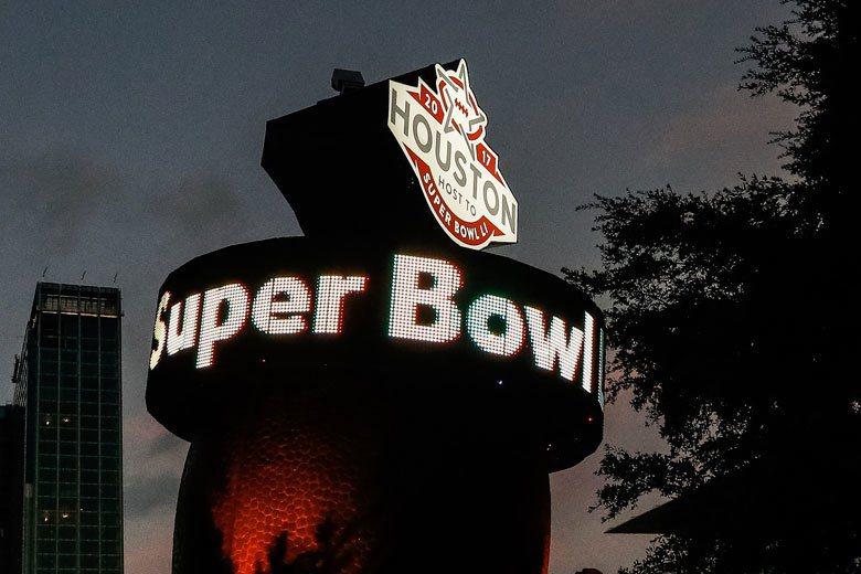 第51屆超級盃將於台北時間2月6日於休士頓開打。 歐新社