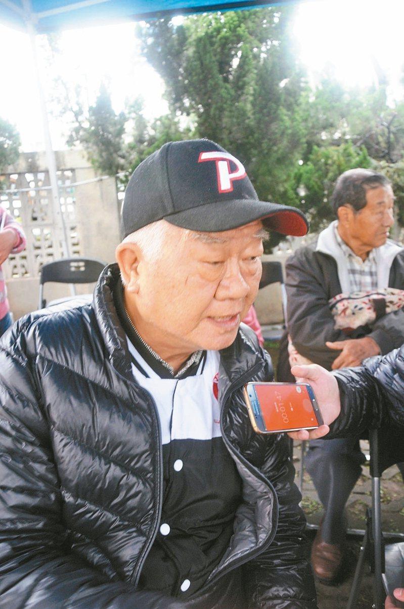 球評張昭雄18日過世,享壽82歲。 聯合報系資料照