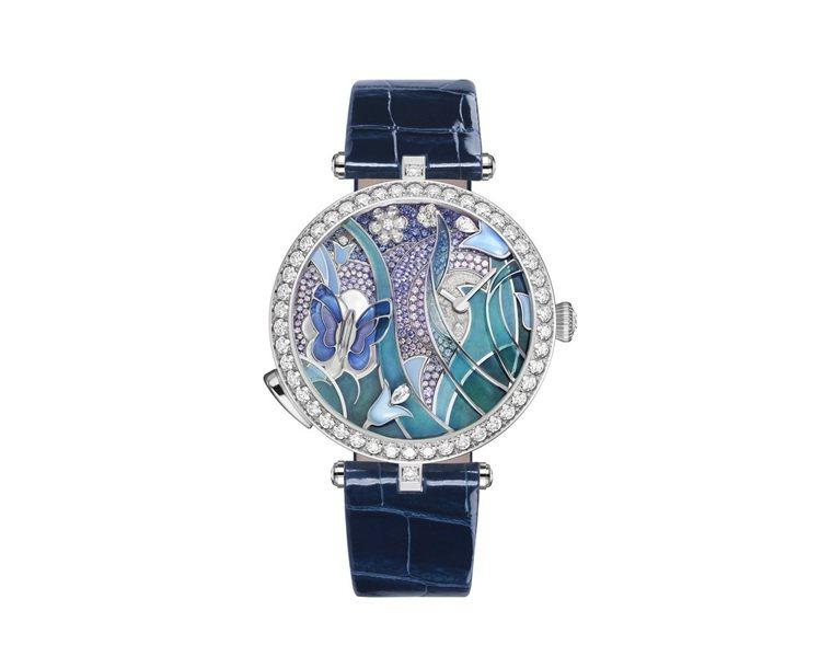 梵克雅寶Lady Arpels Papillon Automate腕表,價格未定...