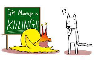 賴天恆/同性婚姻是預備殺人?看看哲學家帕菲特和「不同人問題」