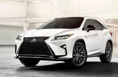 Lexus想打造更硬派風格的F系列休旅車 真的有可能嗎?