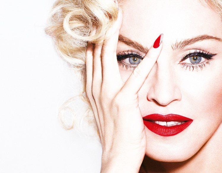 瑪丹娜與日本MTG集團共同研發打造的保養品牌MDNA SKIN正式登台,首間專櫃...