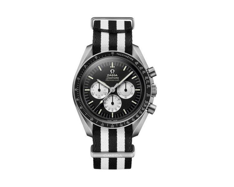 歐米茄超霸「SPEEDY TUESDAY」腕表,限量2,012只,19萬800元...