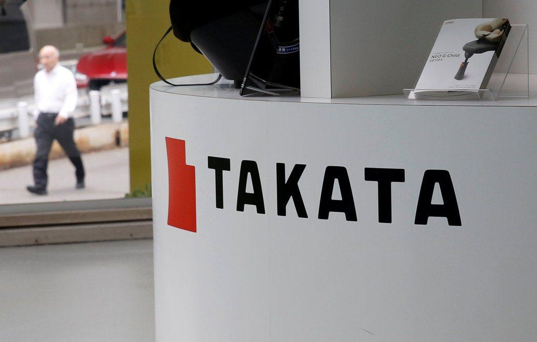 傳高田將與美國司法部以10億美元和解安全氣囊瑕疵案。 (路透)